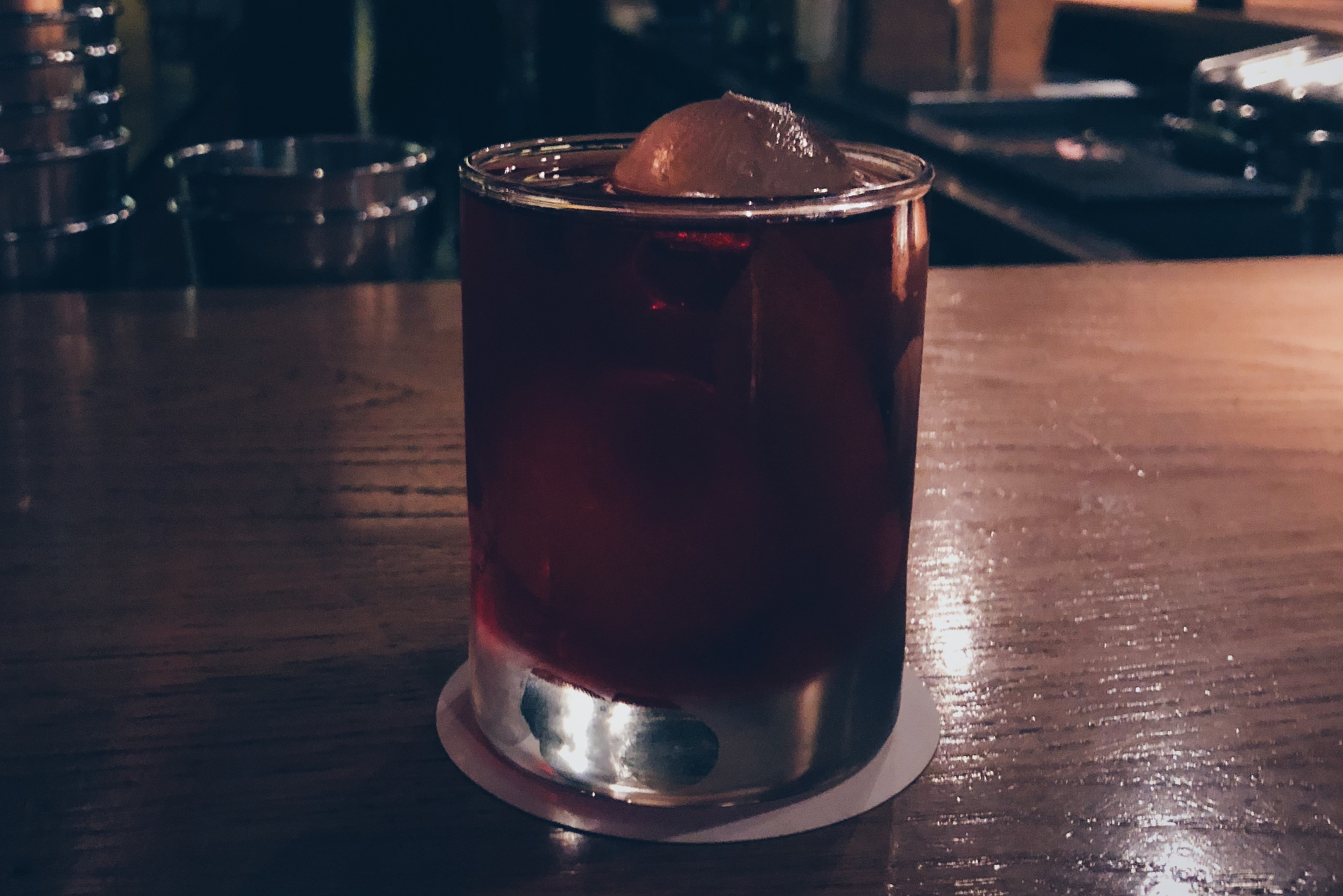 The Negroni Teaser
